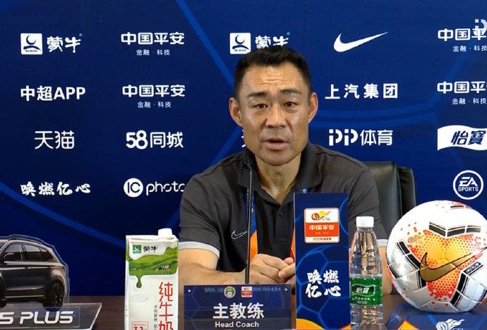杨为健:球队的中超历史第1分值得纪念