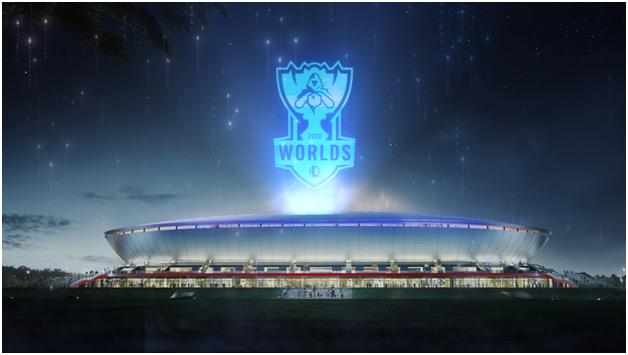 2020英雄联盟全球总决赛场馆发布:上港新主场—浦东足球场