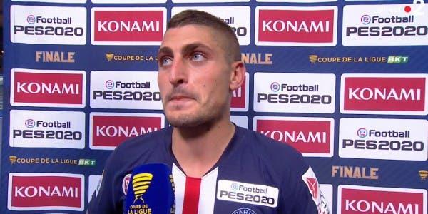 维拉蒂:之后的欧冠,巴黎要争取踢满三场比赛并进决赛