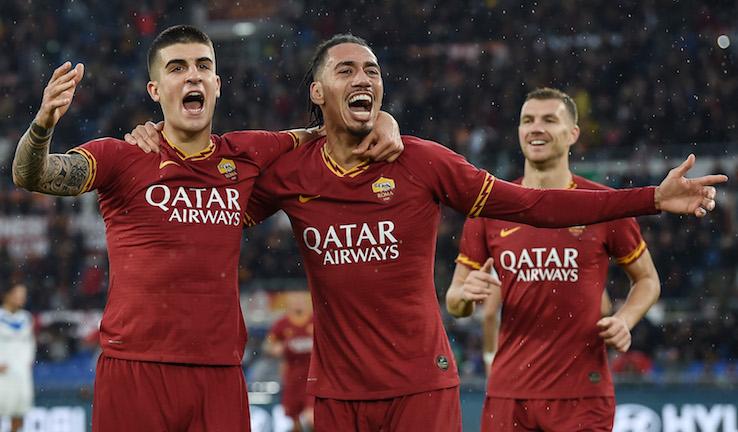 迪马:斯莫林或无法为罗马征战欧联杯,曼联态度坚定不降价