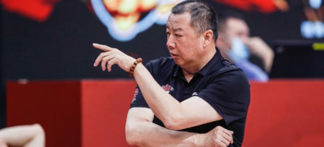 吴庆龙:之前球队对外援太依赖,复赛后老队员站了出来