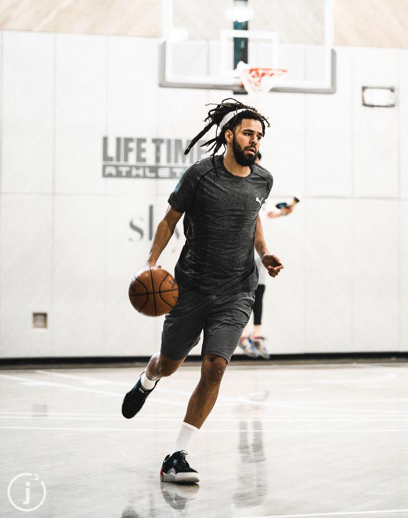 著名说唱歌手Master P:J. Cole希望获得一份NBA合同