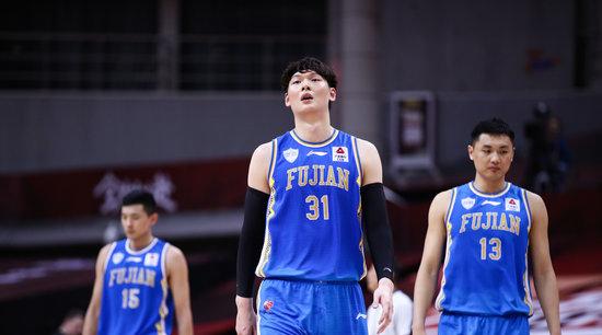 福建32分之差不敌北京,追平队史季后赛单场最大分差