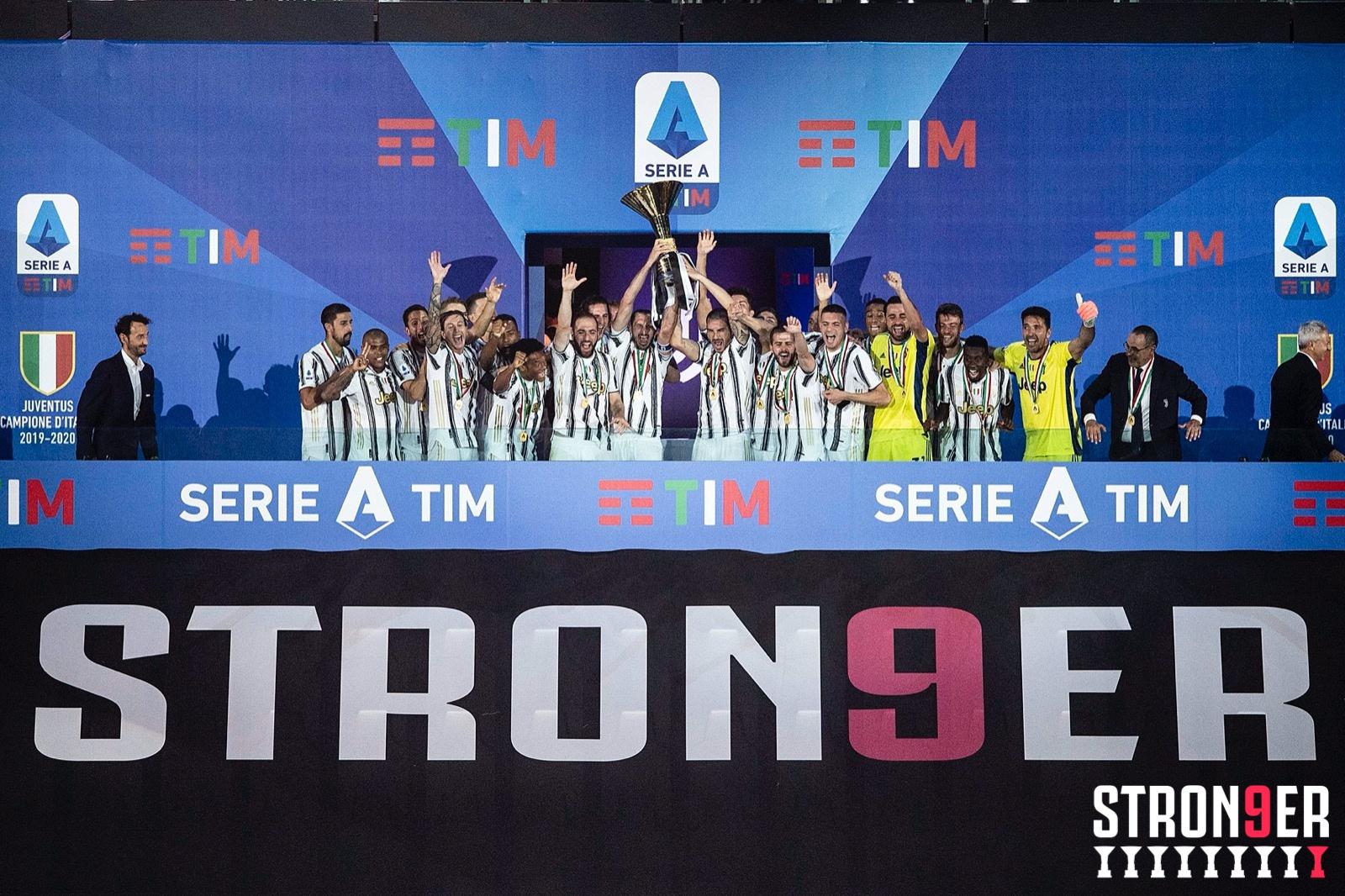 03/04赛季米兰后首次,尤文夺冠丢球不是最少进球不是最多