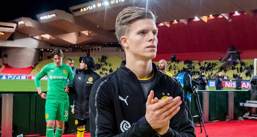 多特官方:德国中场布尔尼奇正式转会加盟海登海姆