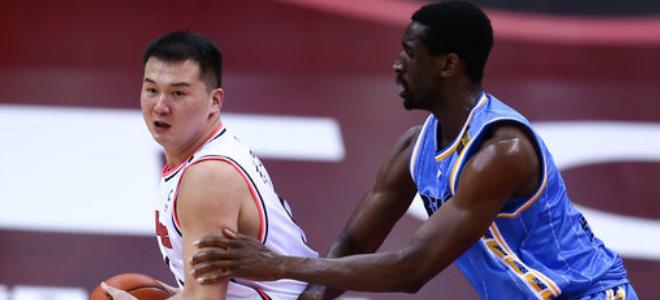 广东上半场落后北京11分,创复赛后广东半场落后最大分差
