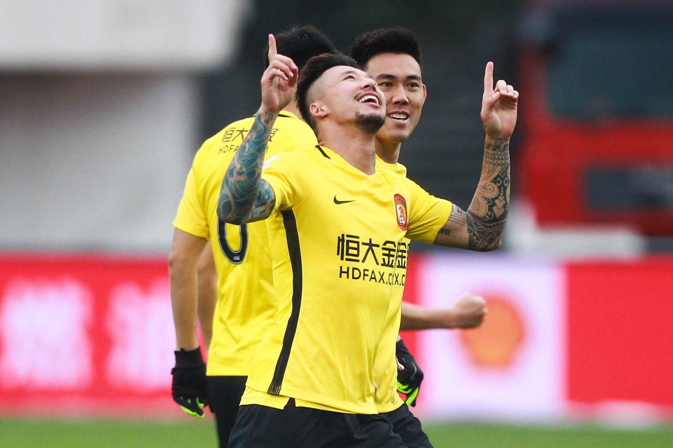 暴力头槌状态回春!张琳芃时隔三年再度取得联赛进球