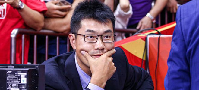 王仕鹏发博:广东总冠军了,90%的机会了
