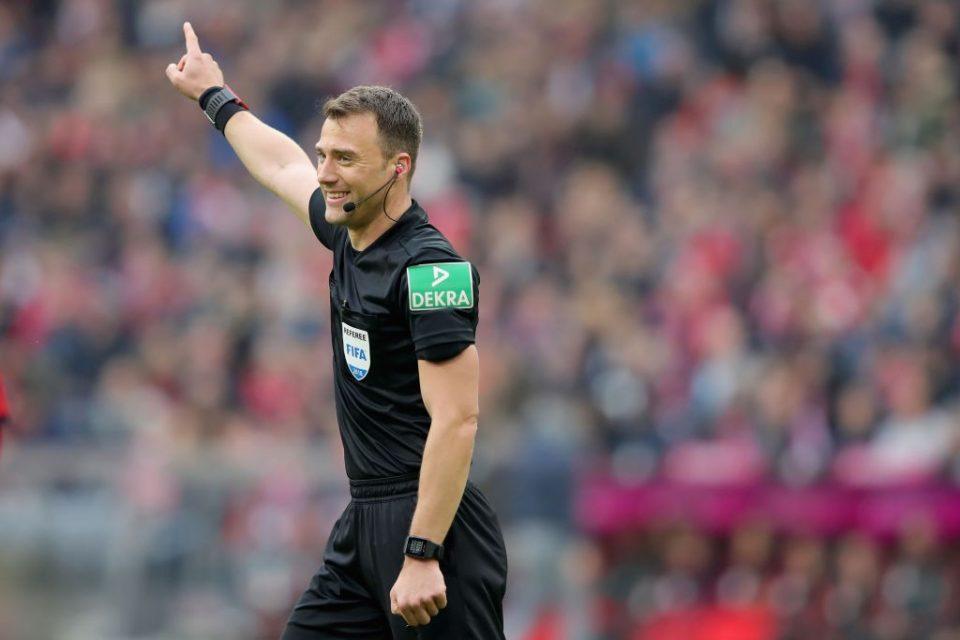 官方:茨瓦耶将执法尤文vs里昂,曾吹罚德国杯决赛
