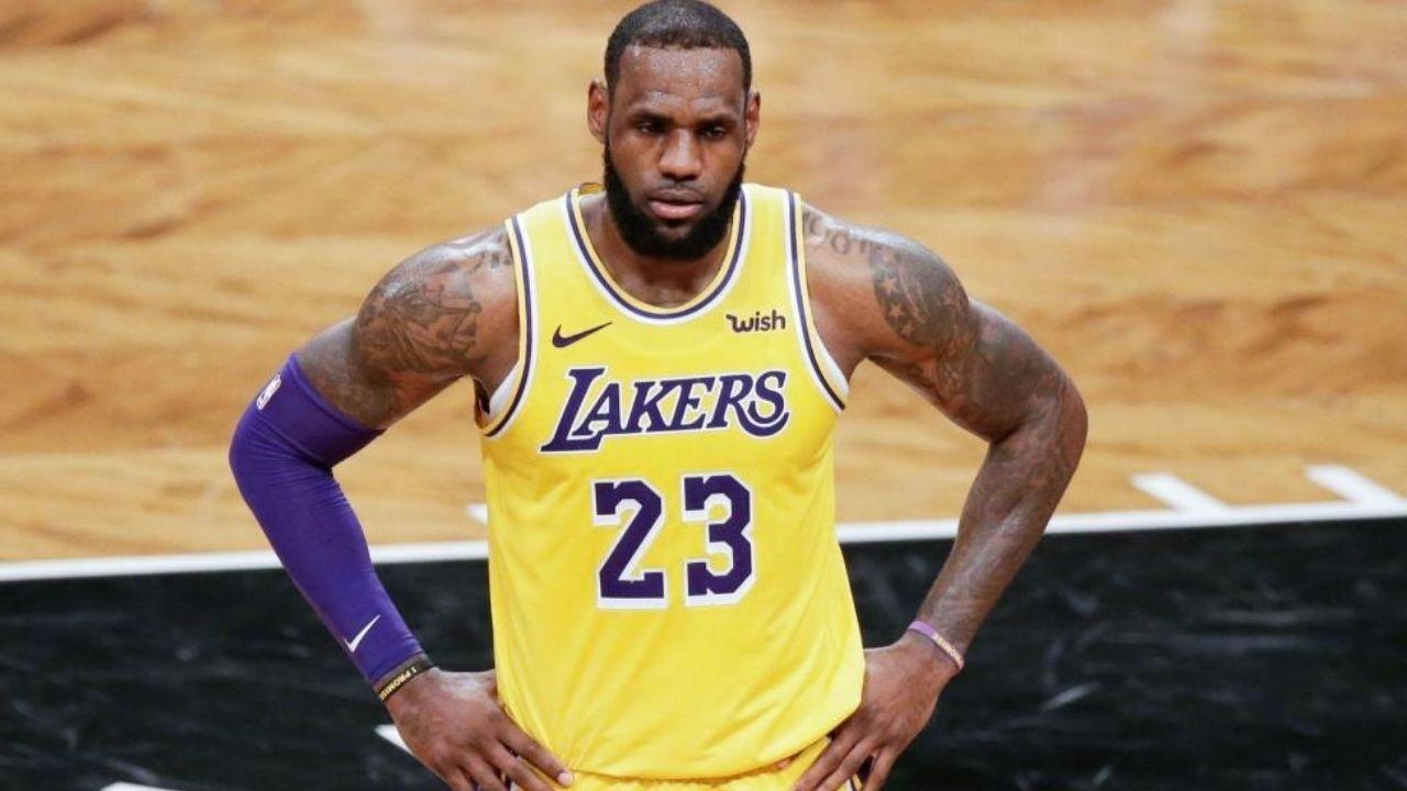 詹姆斯谈川普不看NBA:篮球世界不会感到难过