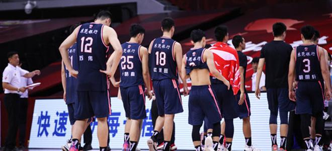 全场86分成广东季后赛对阵北京历史第二低分