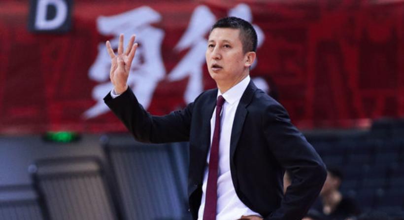 官方:郭士强正式签约广州男篮,出任球队主教练