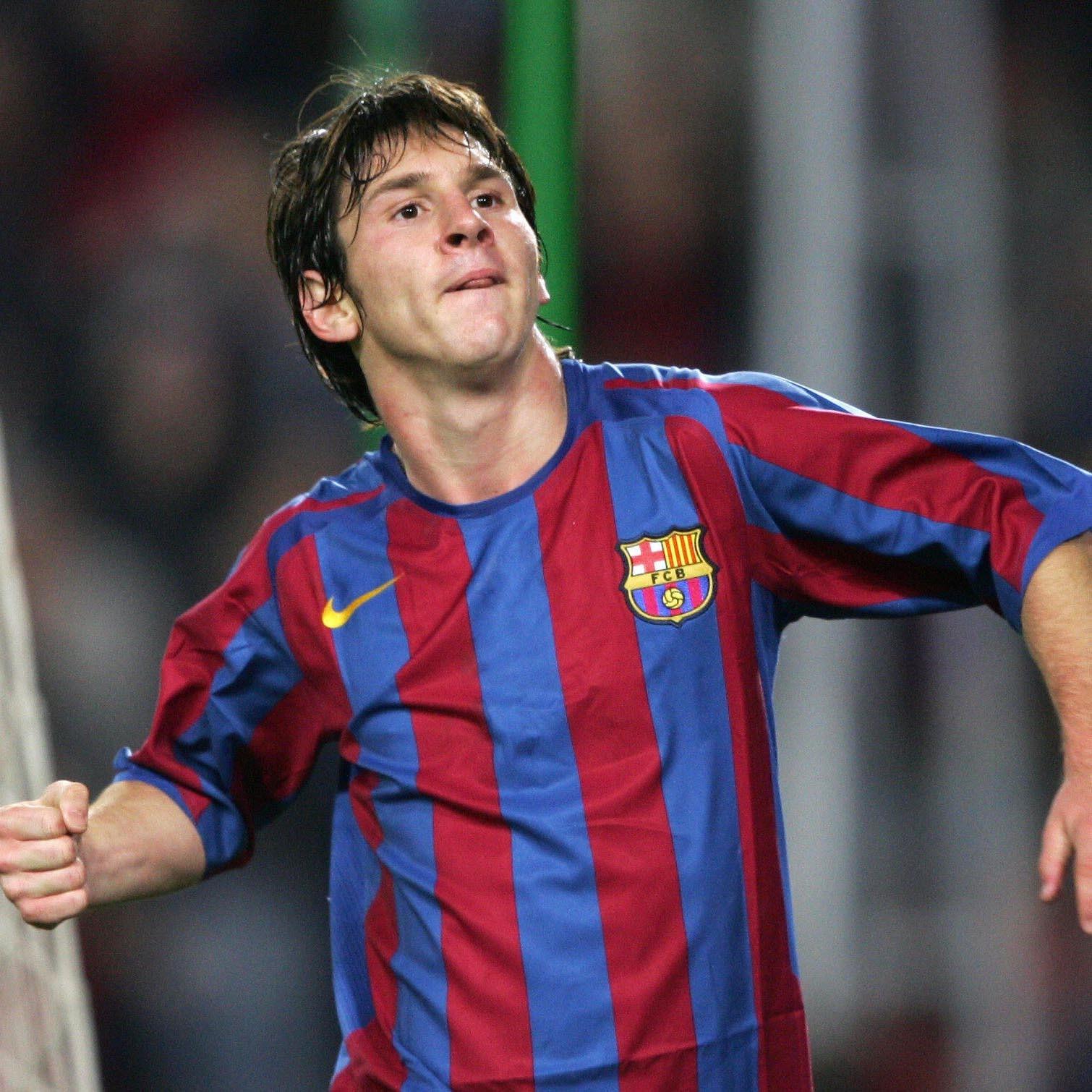 2005-2020!连续16年,梅西在欧冠中均取得进球