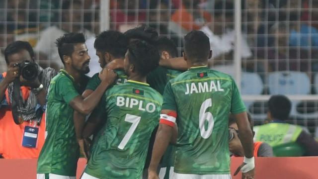 孟加拉国家队首次集中,11名球员核酸检测呈阳性