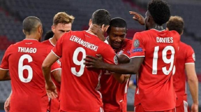 势不可挡!拜仁慕尼黑豪取18连胜,进球56个