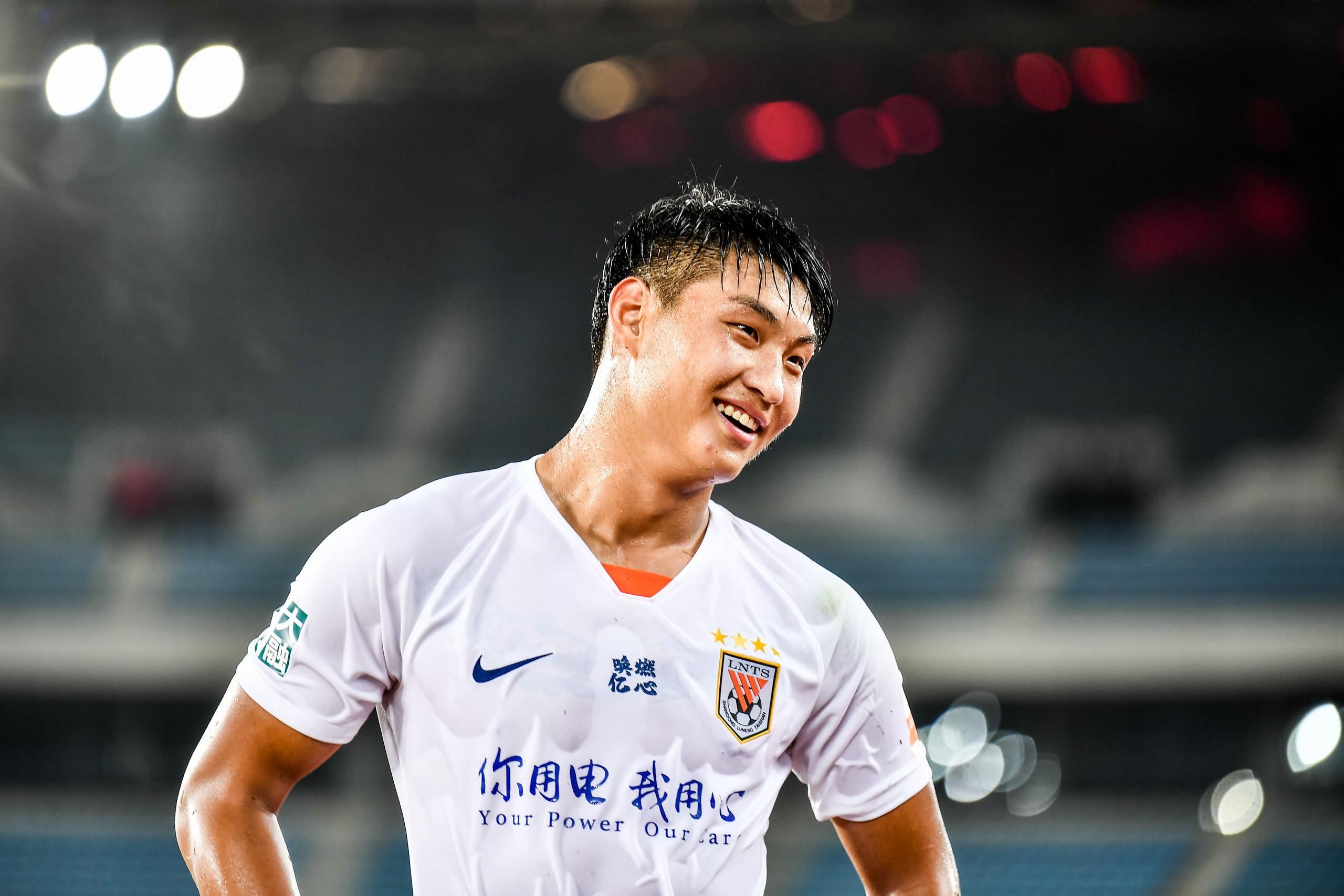 郭田雨:球队取胜比我进球更重要,自己还有很大进步空间