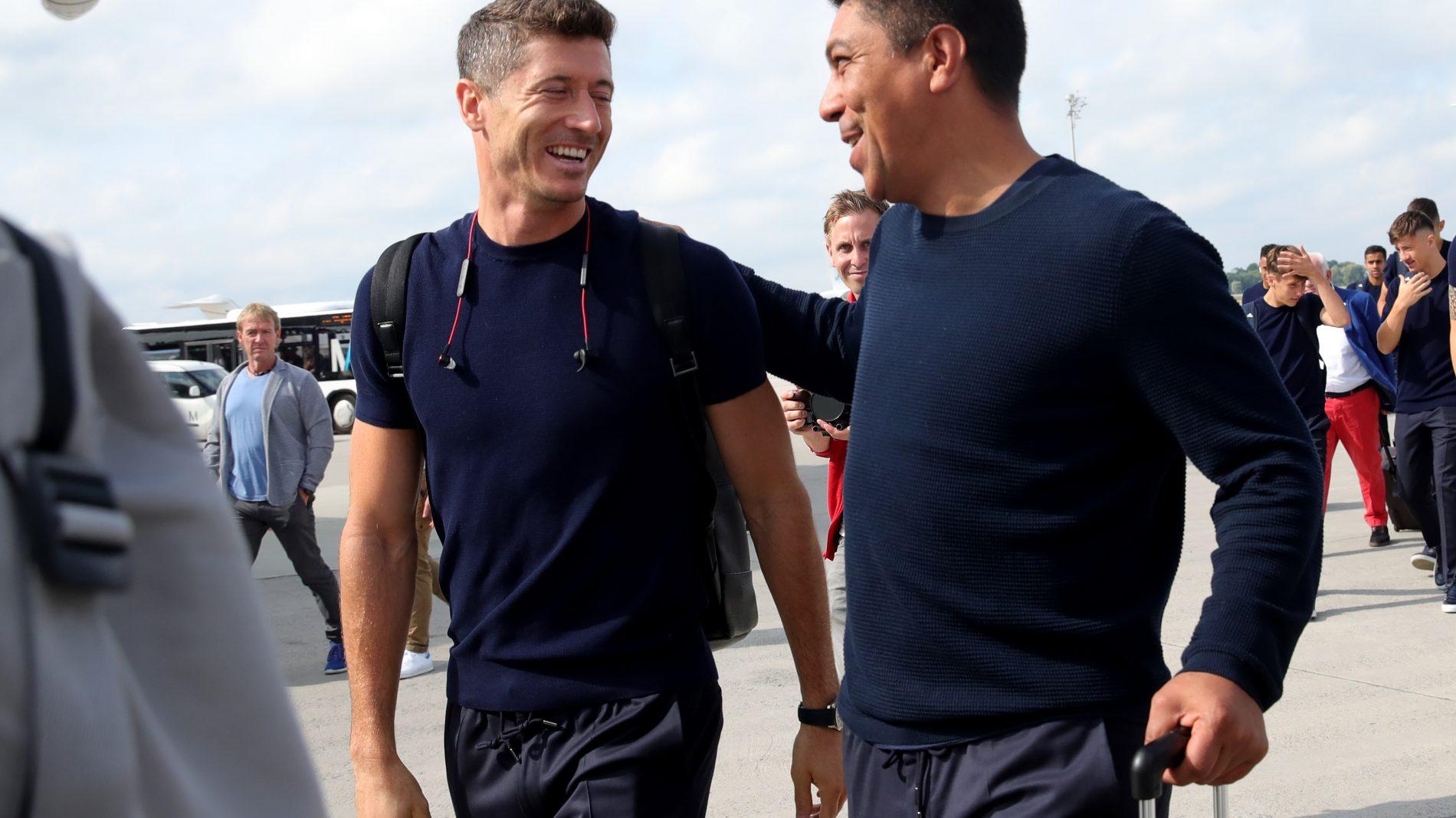 埃尔伯:拜仁在巴萨面前不能自称热门,因为他们有梅西