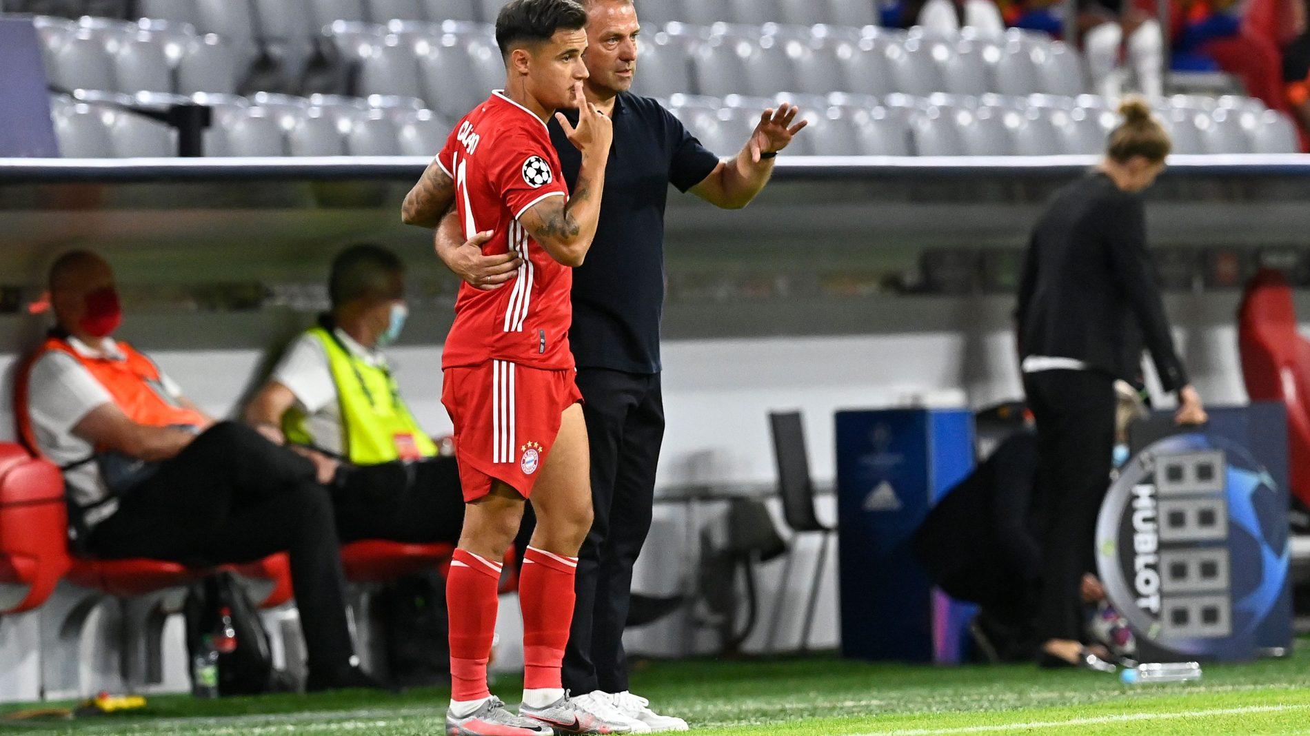 哈曼:拜仁踢巴萨可试试库鸟,他的灵光一现可改变比赛