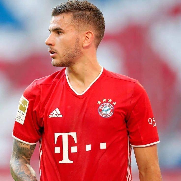 德媒:拜仁不会出售卢卡斯,耐性等候他第二个赛季的表现