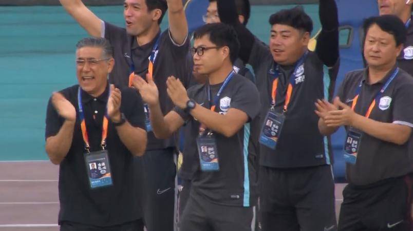 GIF:穆里奇策动攻势钟纪宇破门manbetx世界杯,永昌1-0领先泰达