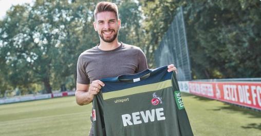 官方:前世界杯冠军国脚齐勒租借加盟科隆一年