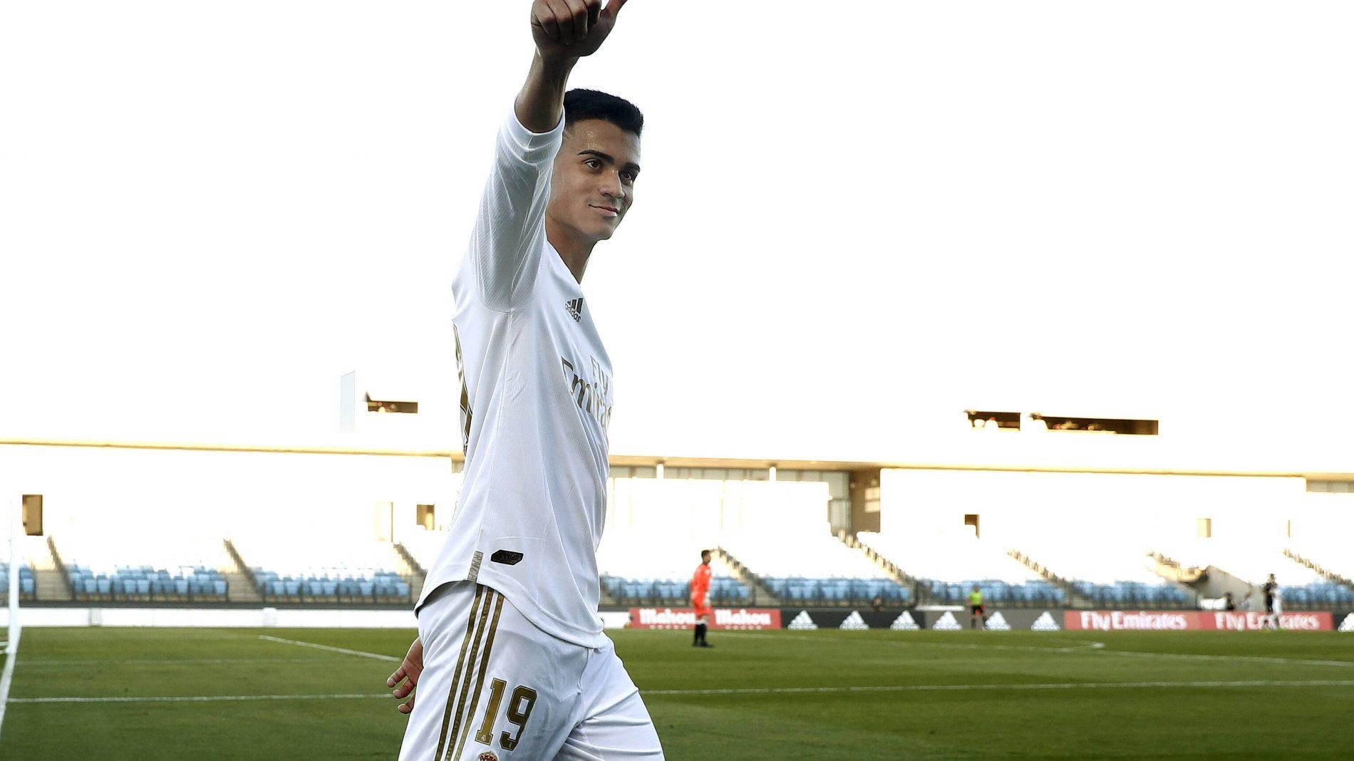 巴西媒体:皇马小将雷尼尔接近租借加盟多特蒙德