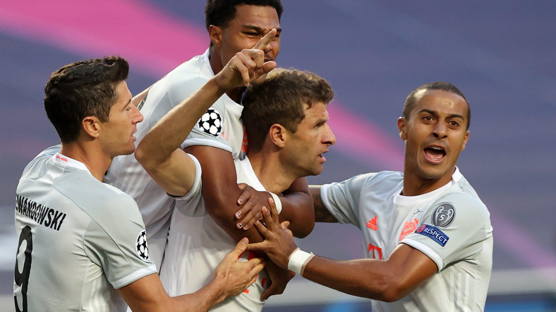 穆勒:7-1巴西时其实没完全控制住对手,但今天做到了