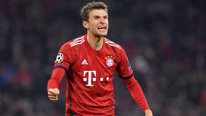 113场,穆勒欧冠出场次数德国球员中最众