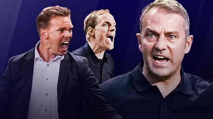 三名德国教练进入欧冠四强,希帅:这是德国足球的成功