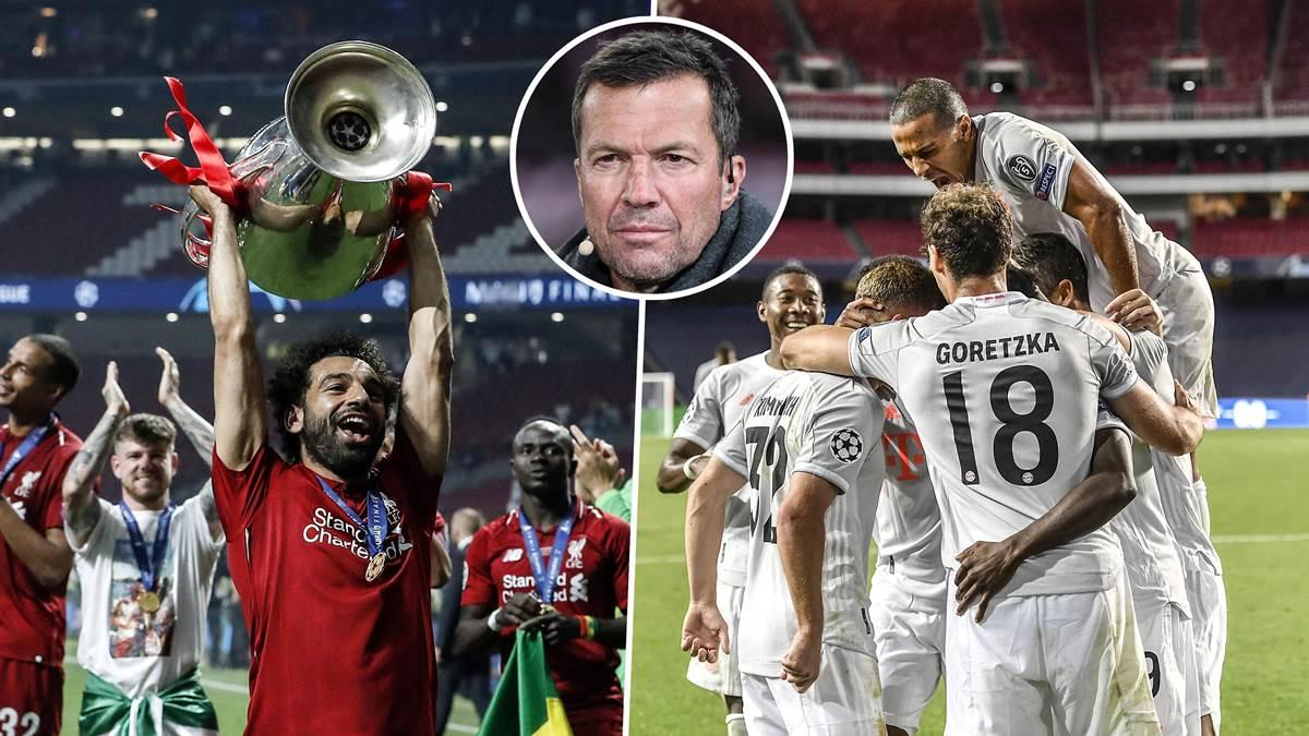 马特乌斯:本赛季拜仁的统治力,是上赛季利物浦所没有的