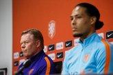 范戴克:科曼把我带到英超 让我成荷兰队长 我永远祝福他