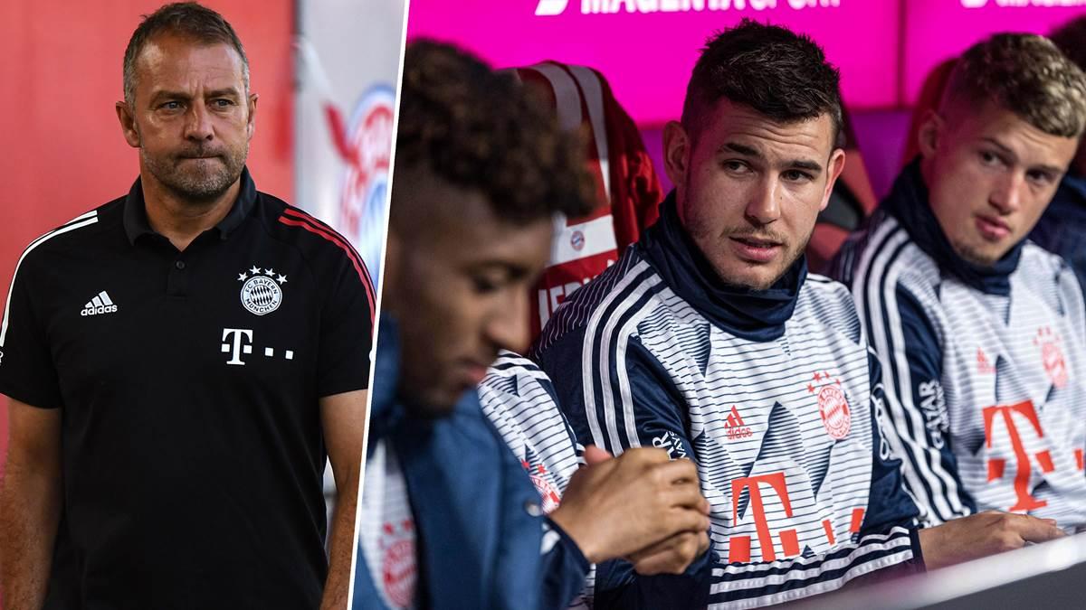 德媒:拜仁替补席球员转会费总和超过2亿,远超首发球员