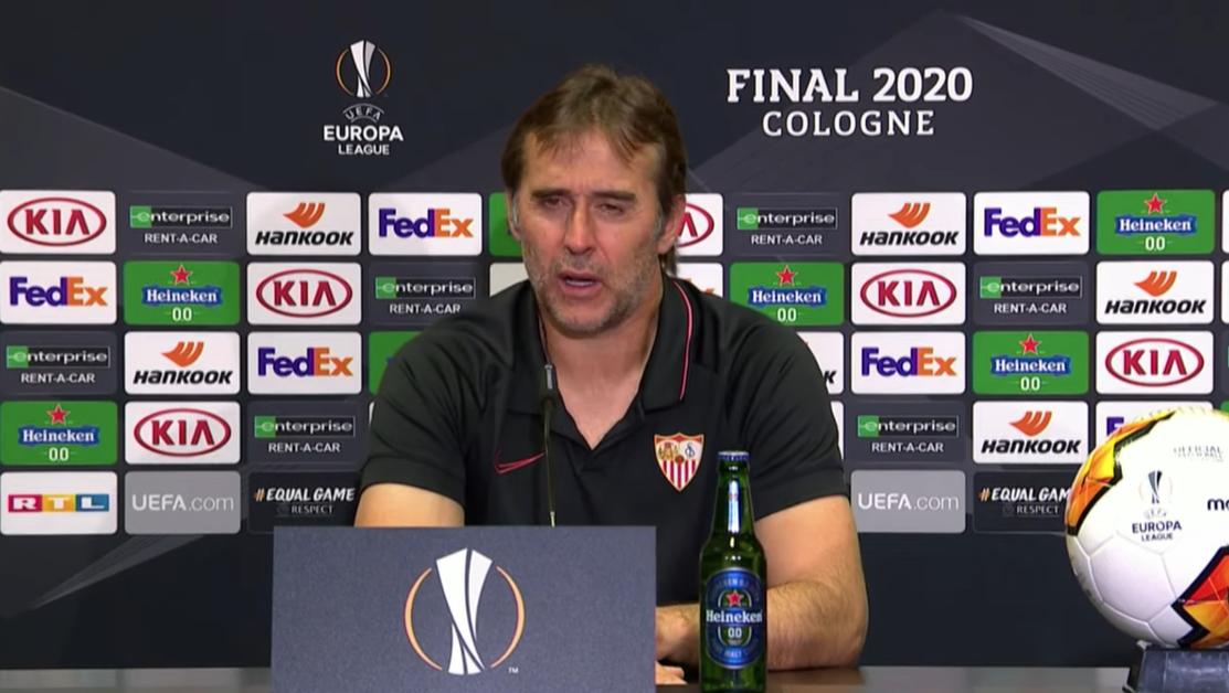 洛佩特吉:国际米兰是欧冠争冠球队,队内都是世界级球员