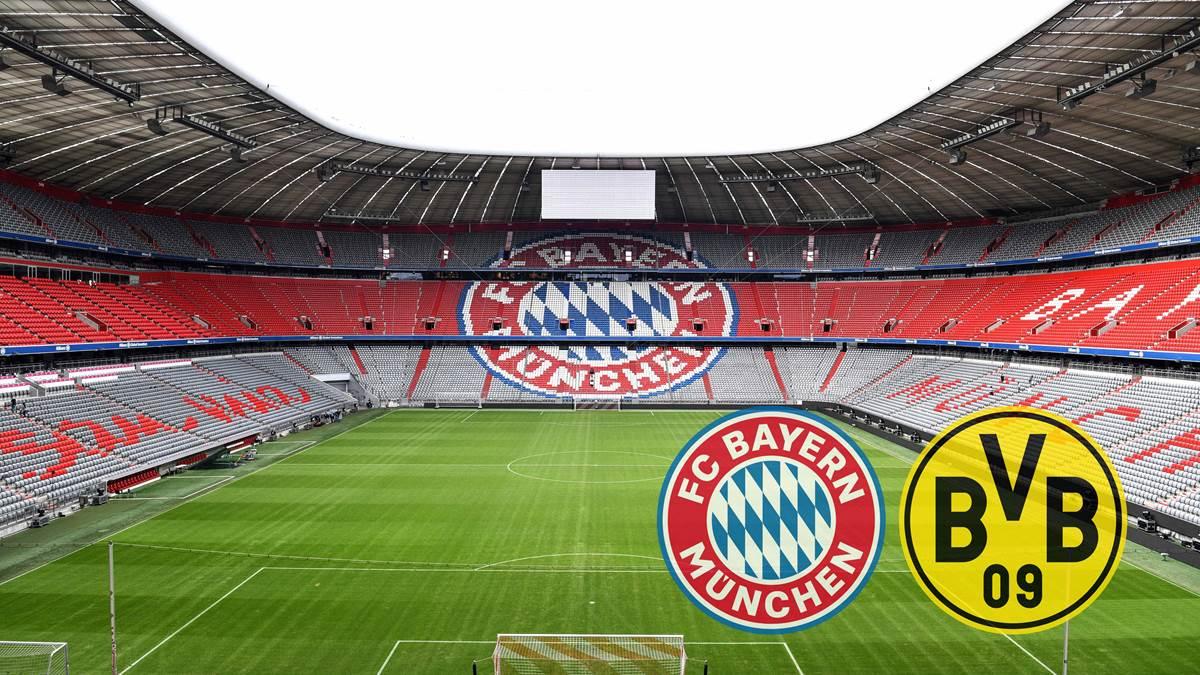官方:新赛季德国超级杯将会改在慕尼黑举行