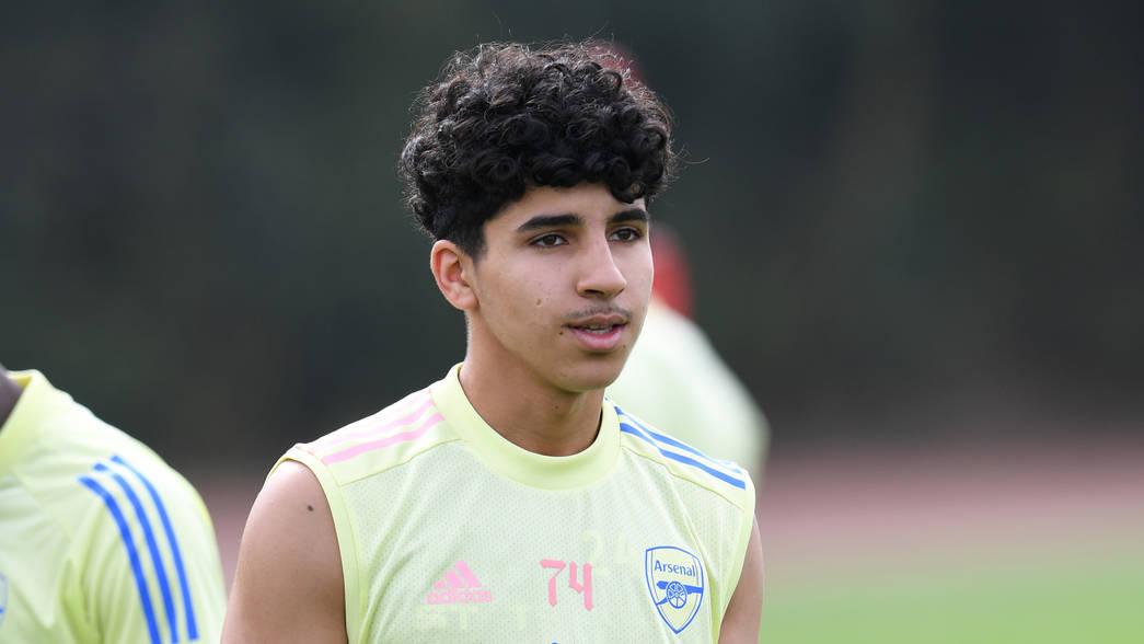 阿森纳官方:17岁小将萨拉赫-埃德迪内加盟球队青训学院