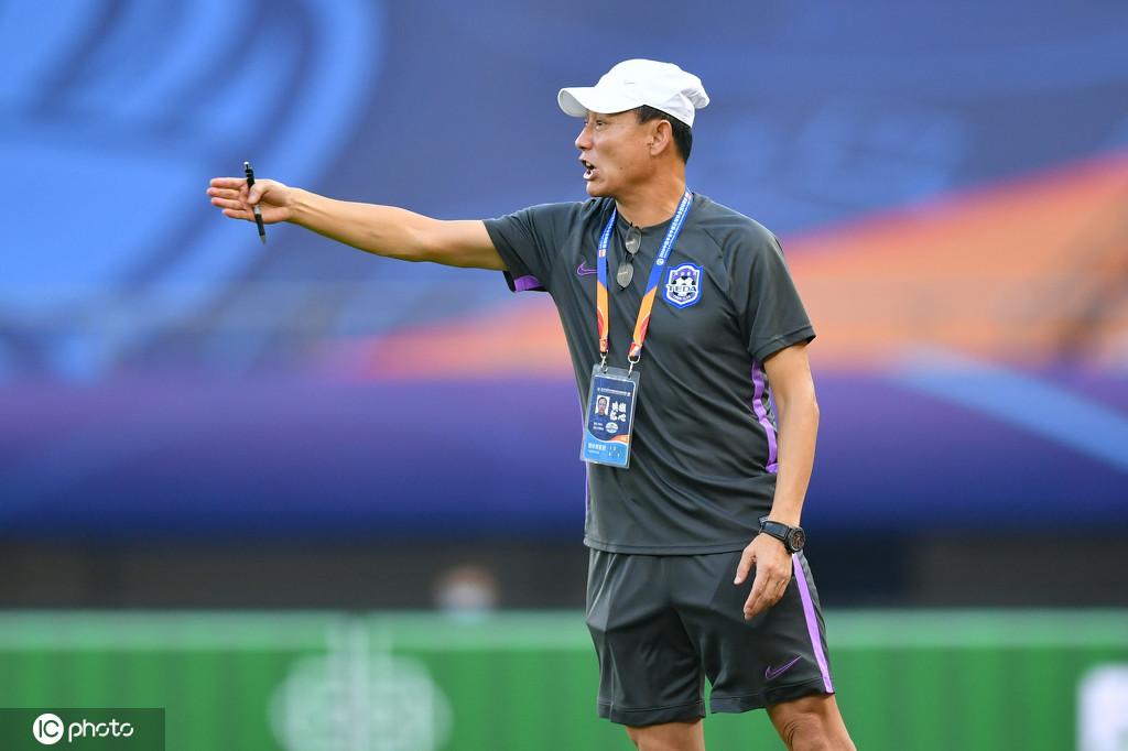 王宝山:之前的教练在球队体能储备上存在问题