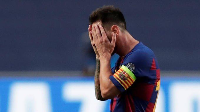加泰电台:梅西不只现在想走,并且要去欧洲豪门争欧冠