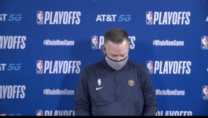 迈克尔-马龙谈1-3落后:我们不需要一次就赢下三场