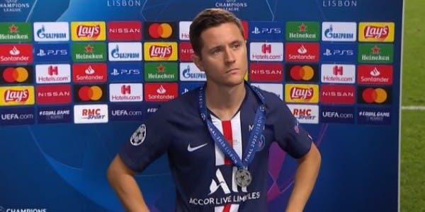 埃雷拉:巴黎需要回顾一下过去,明年争取再进决赛
