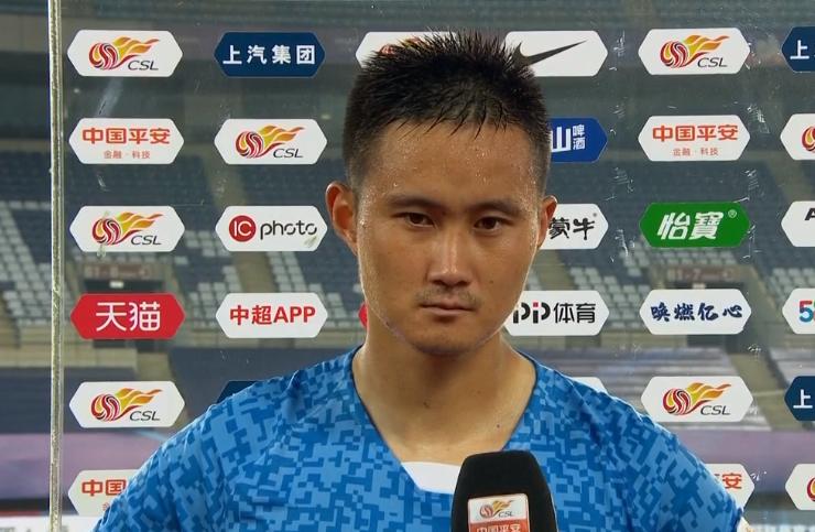 王耀鹏:我们在经验上差了一些,很遗憾被对手扳平