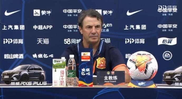 何塞:外援还有伤病,中国球员的努力让我们逆转了比赛