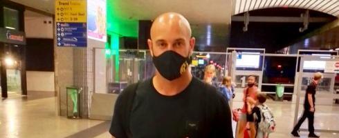 官方:雷纳抵达拉齐奥,即将接受俱乐部体检