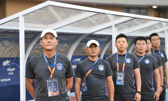 王宝山上任两连败,泰达成B组第一阶段半程唯一未胜球队