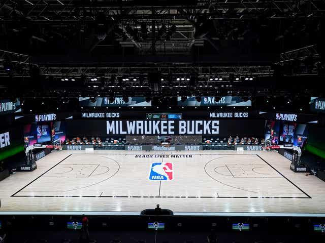 NBA官方:今日比赛不会举行 希望在明后两天恢复比赛