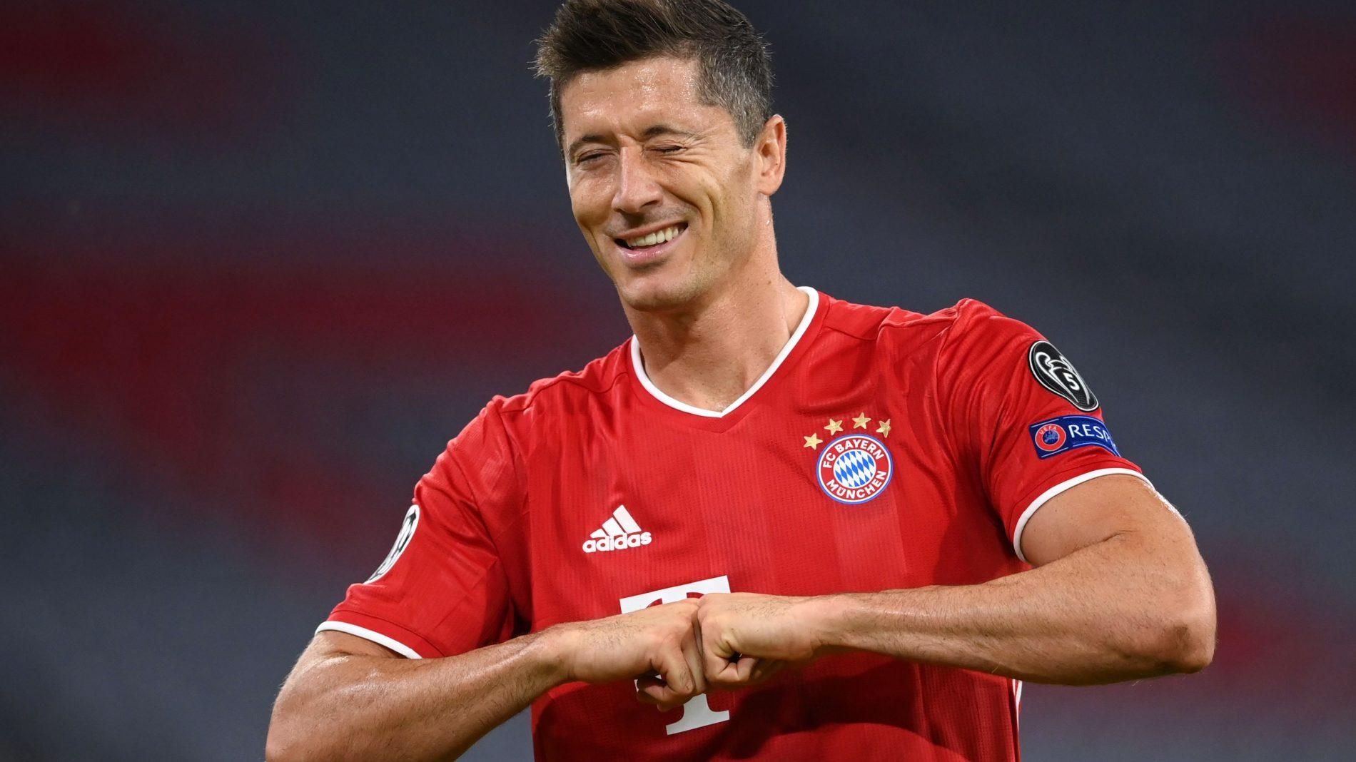 莱万多夫斯基:可能会在拜仁踢到2028年退役