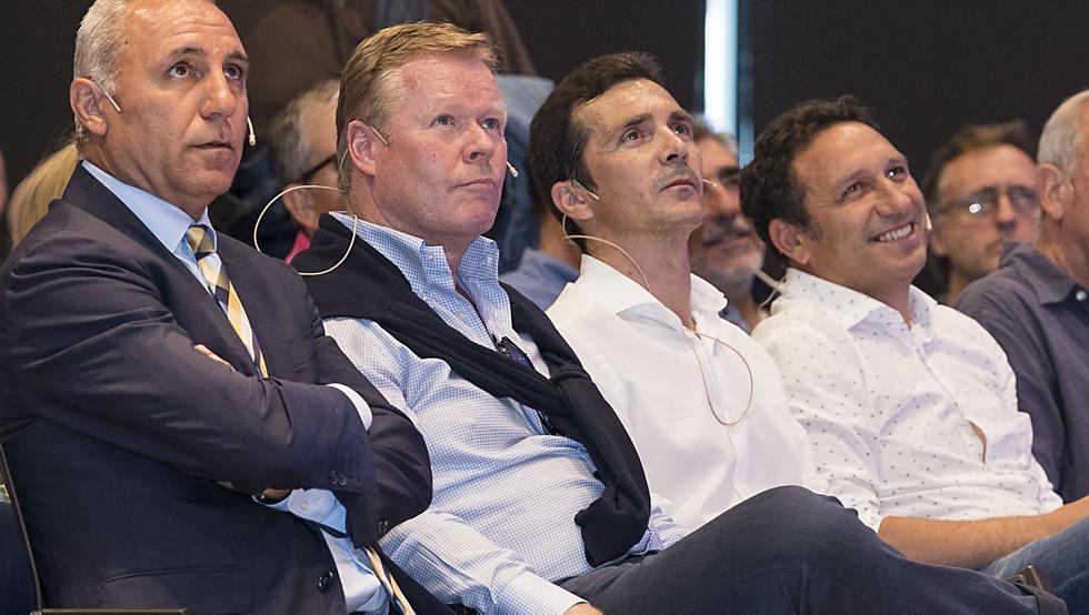 名宿:巴萨该尊重梅西的决定,并且尽力获得一笔转会费