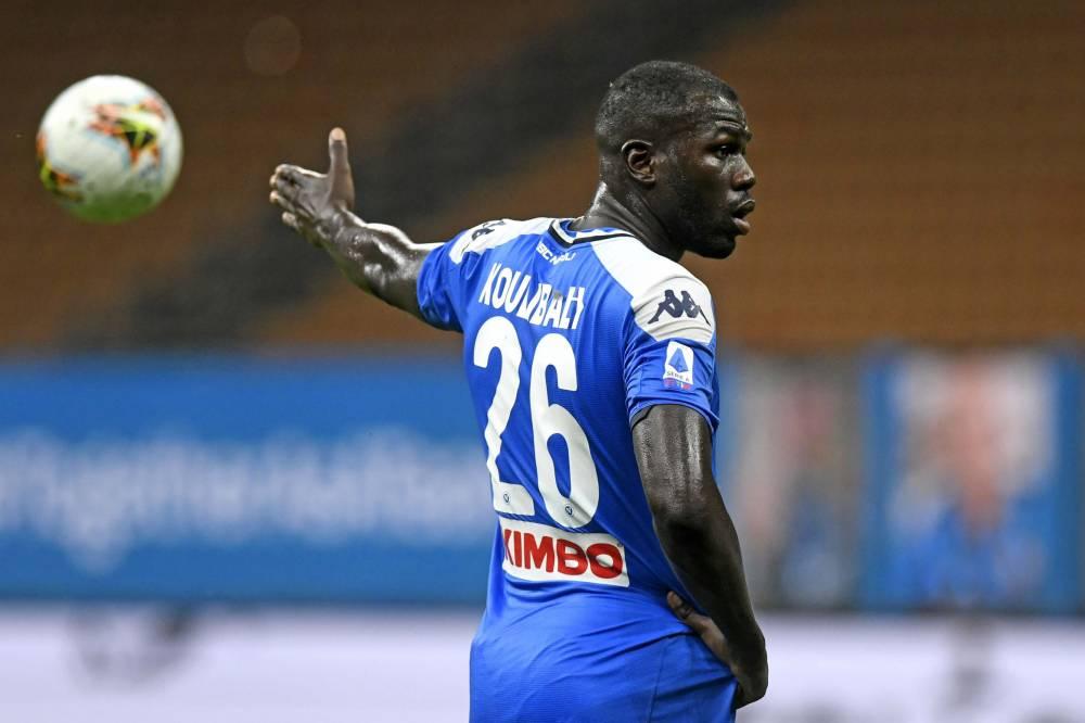 法国足球:库利巴利接受曼城合同,双方俱乐部将展开谈判