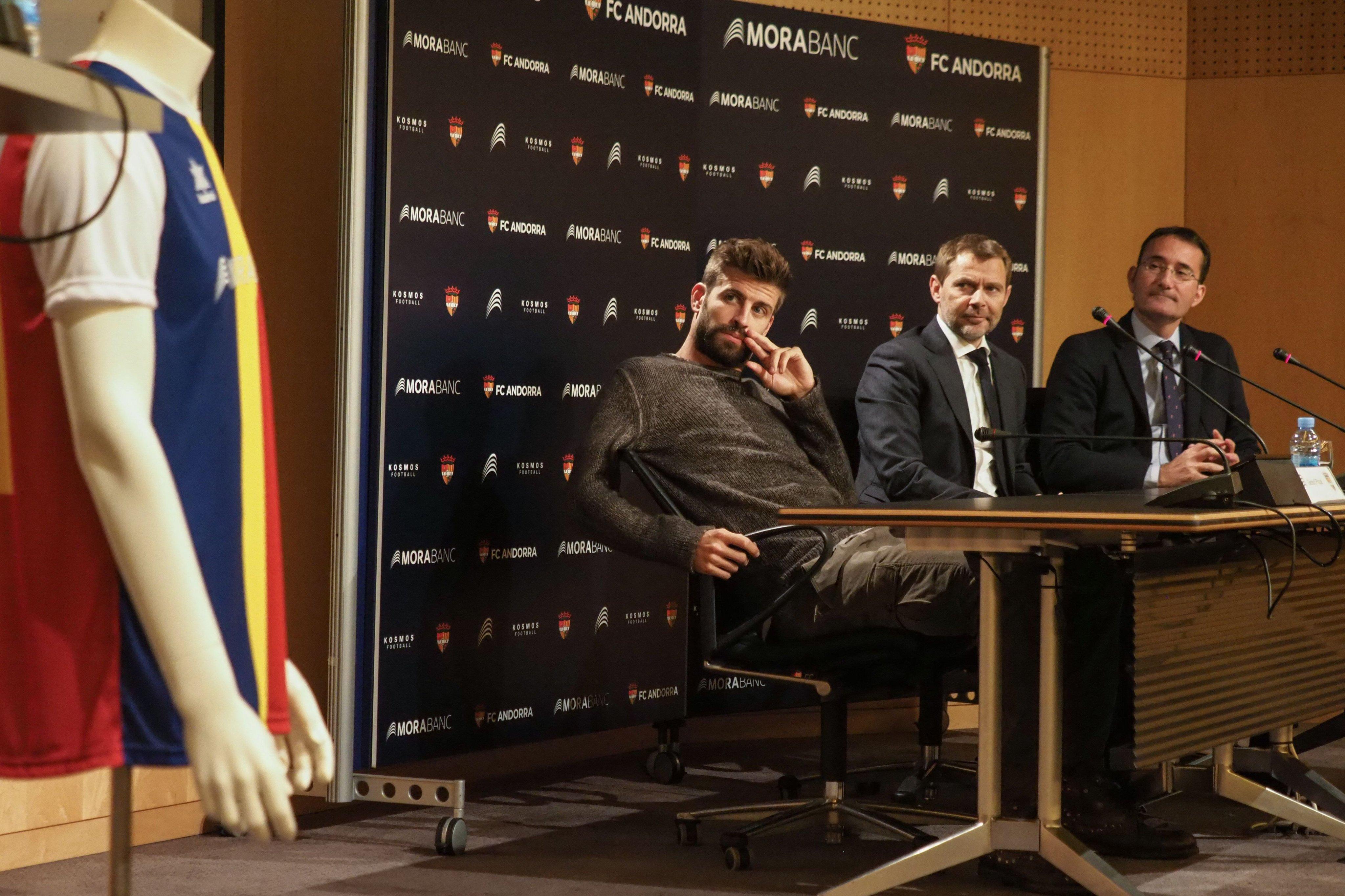 巴萨确定季前热身赛:9月12日迎战皮克的安道尔FC