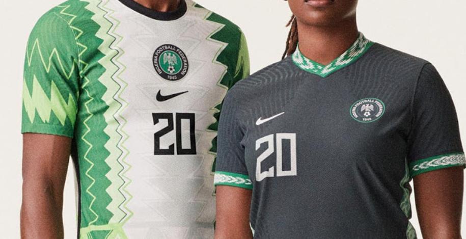风格依然独树一帜,尼日利亚新主客场球衣曝光