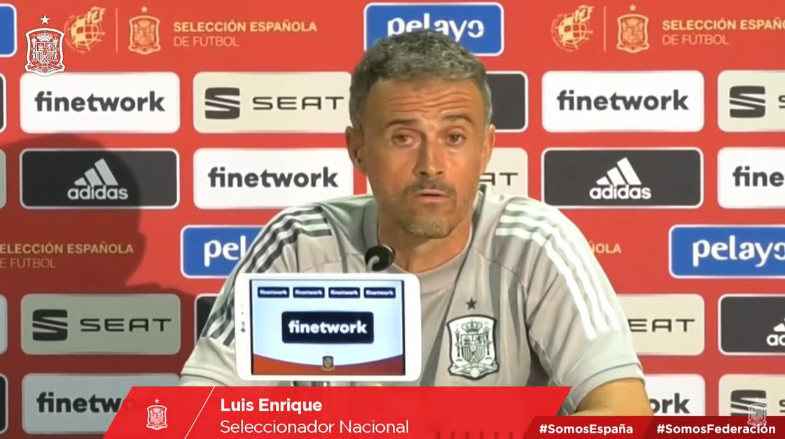 恩里克:拜仁利物浦很好看,但西班牙还是适合控球